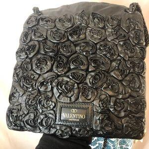 Rare! Valentino rose petale crossbody bag